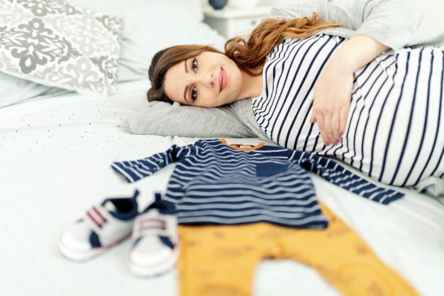 premiers achats bebe grossesse